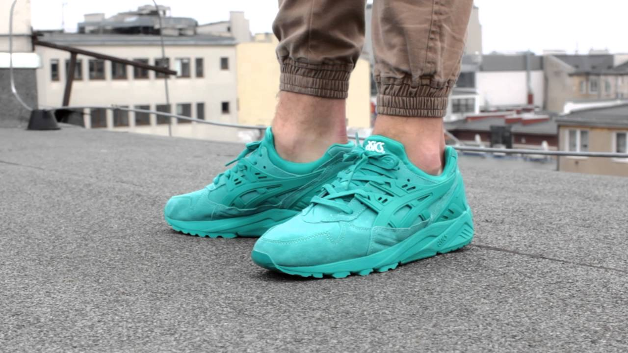 asics gel lyte kayano trainer