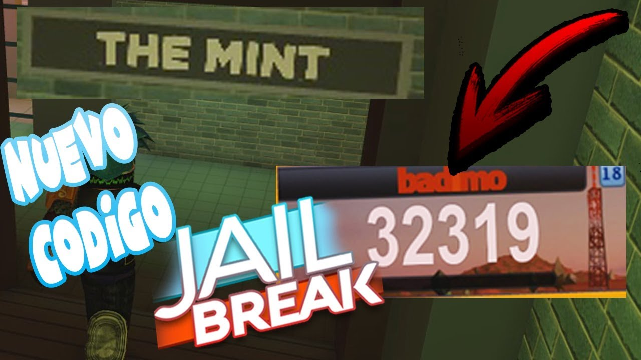 Como Robar En La Nueva Joyeria De Jailbreak Actualizacion Roblox Codigo The Mint El Nuevo Banco Y Futura Actualizacion Jailbreak Roblox By Dannyvii