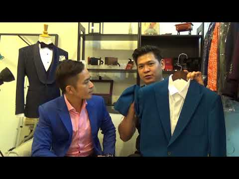 Dressing to Impress and Influence  (A special interview with celebrity tailor Amos Marcus)