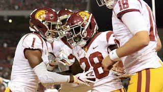 USC vs Arizona 2018 CFB Highlights