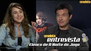 Download Video Elenco de A Noite do Jogo | Omelete Entrevista MP3 3GP MP4