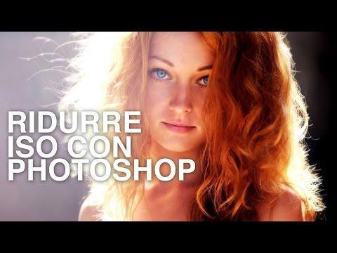 Rimuovere Rumore ISO Dalle Foto [Photoshop CC]