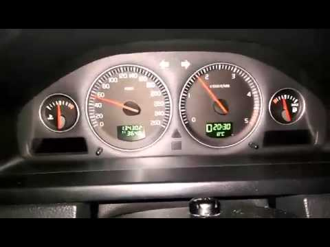 Xc90 D5 Awd 2006 Accelerating With Problem At 3rd Gear Youtube