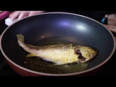 好女人廚房搵 EP7 - 大長鈞教你煎魚秘技:煎封黃花魚-20170801a