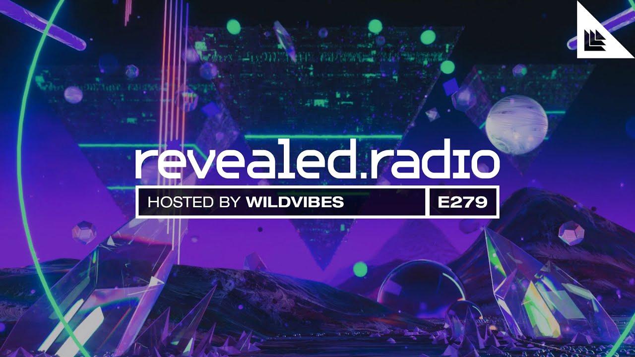 Revealed Radio 279 - Wildvibes