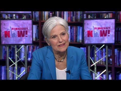 Green Party's Jill Stein: Our Voting System is Wide Open For Hacking