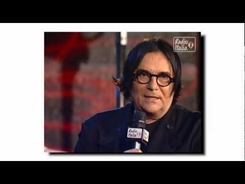 INTERVISTA RENATO ZERO A Radio Italia 1° parte