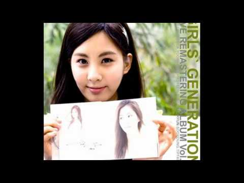 SNSD - Because I'm A Girl [Vol. 1]
