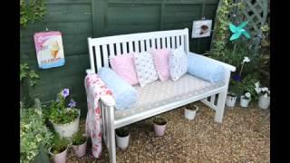Garden Chair Cushions I Garden Chair Cushions Covers I Garten-Stuhl-Kissen