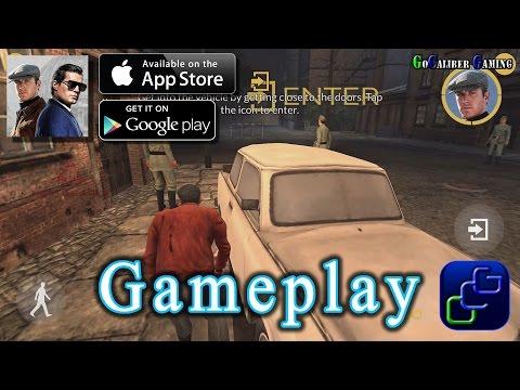 The Man From U N C L E  Mission Berlin iOS Gameplay Illya Kuryakin mp4