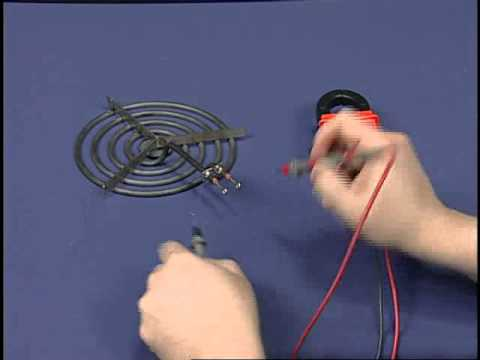 multimeter resistance surface element