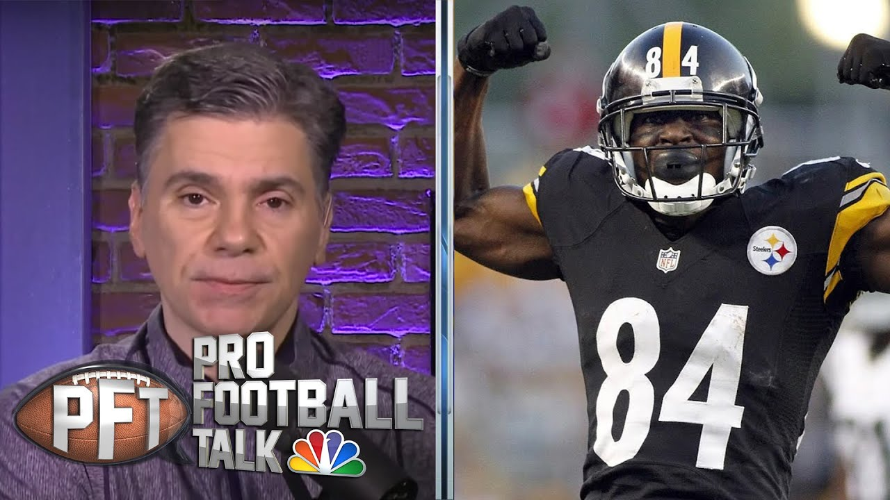 Best fits for Antonio Brown after suspension ends | Pro Football Talk | NBC Sports
