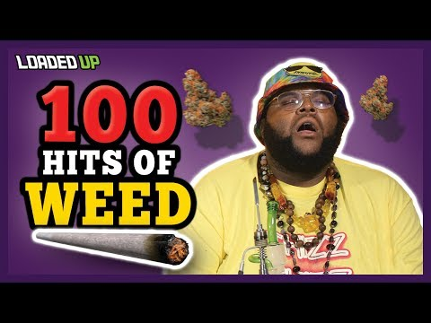 100 Hits Of Weed for 100k Subscribers Loaded Up