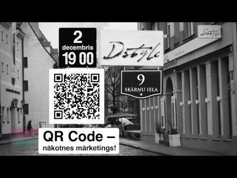 Crazy Cow Lab QR code event in Latvia