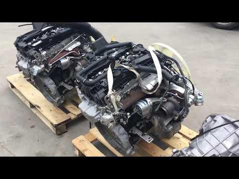 Двигатель 651,955 Mercedes Sprinter 2.2 CDi 2018г SkladMotorov.ru