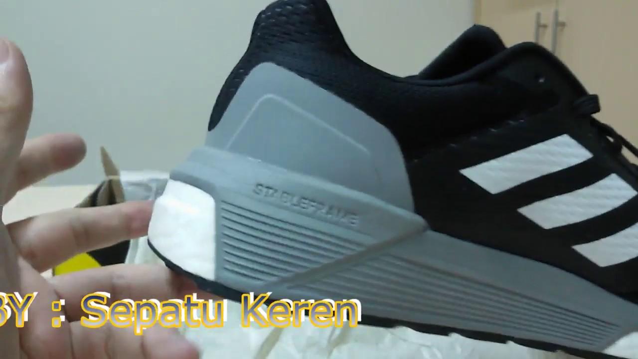 adidas Response W, Chaussures de Trail Femme, Blanc (Ftwbla
