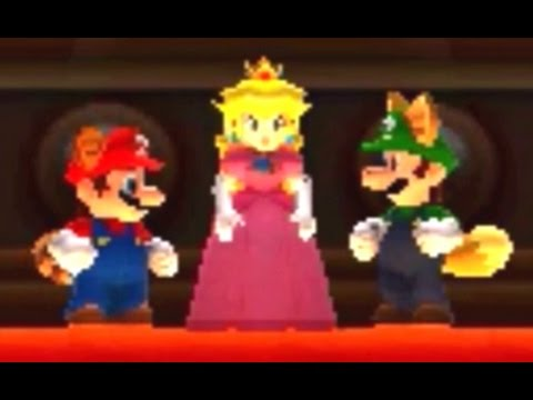 New Super Mario Bros. 2 - World 6 Castle (2 Player)