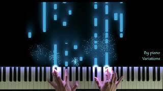 OneRepublic ft. Timbaland - Apologize (Piano cover by Piano variations) видео