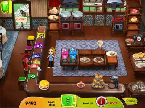 Download Cooking Dash DinerTown Studios for free at FreeRide Games