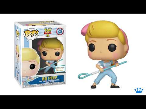 Available Now: Toy Story 4 Pops Dorbz and Mystery Minis
