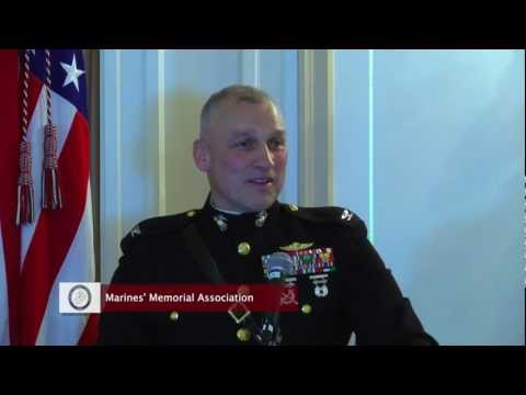 2013 -68th Anniversary of the Battle for Iwo Jima -Colonel Christopher C. Starling -Extended Version