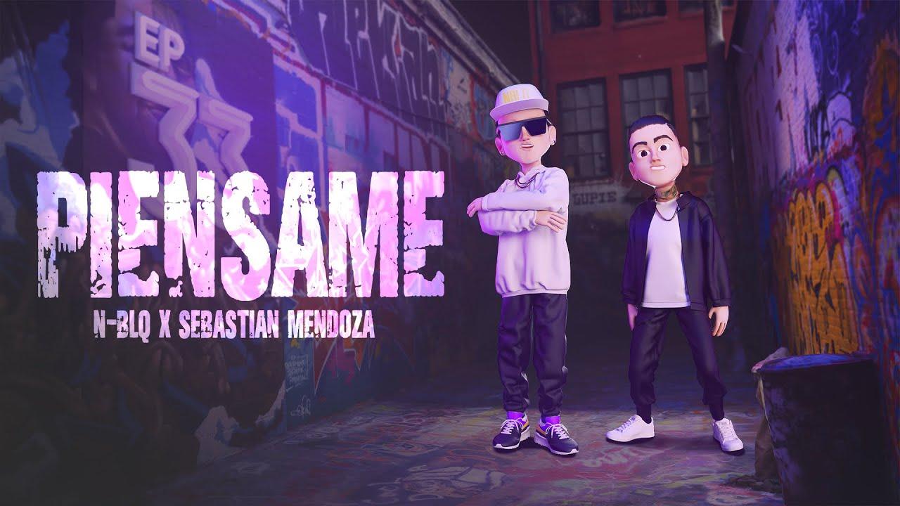 Nestor En Bloque ❌ Sebastian Mendoza - Piensame