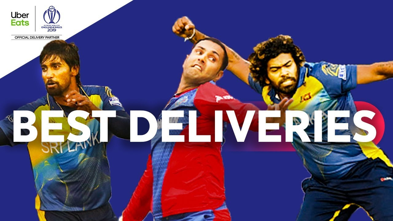UberEats Best Deliveries of the Day | Afghanistan v Sri Lanka | ICC Cricket World Cup 2019