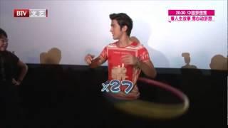 李治廷 Aarif Rahman 遭林丹魔鬼訓練?20150720 每日文娛播報