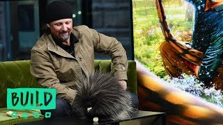 Casey Anderson Introduces Us to a Furry Friend