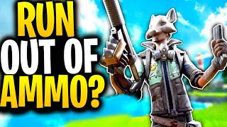 Do MARAUDERS RUN OUT OF AMMO? | Fortnite Mythbusters