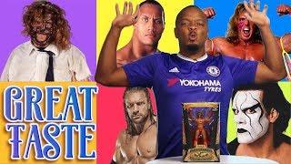 The Best Wrestler | Great Taste