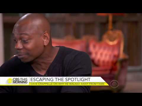 Dave Chappelle the Baboon story