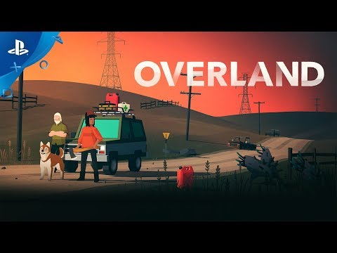 Overland - Launch Date Trailer | PS4