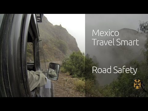 Is Mexico Safe? Staying safe on Mexico's roads