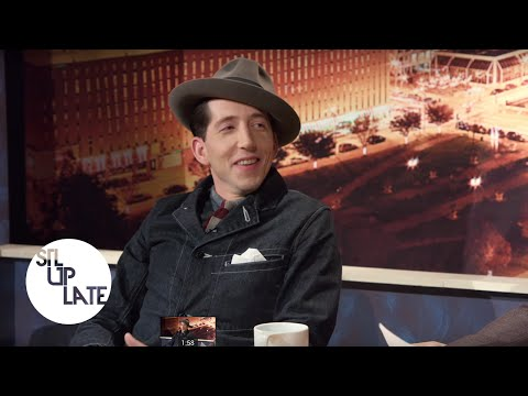 Pokey LaFarge Can't Find Kombucha & Kale  | Online Interview | STL Up Late