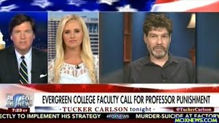 Evergreen College Blaming Professor That Stood Up To Racist Students For White Supremacist Backlash!
