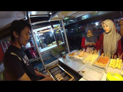 Greater Jakarta Street Food 1391 Part.2 Panda Fish Pasar Kuliner Cipanas Cianjur Jawa Barat