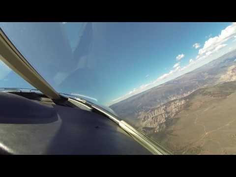 Eagle Departure with a rwy 27 landing at T-ride