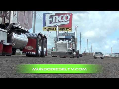 INVASION PETERBILT SALINAS PUERTO RICO TRUCK SHOW
