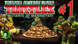 Teenage Mutant Ninja Turtles: Mutants in Manhattan - Parte 1: KAWABANGA! [ PC - Playthrough ]