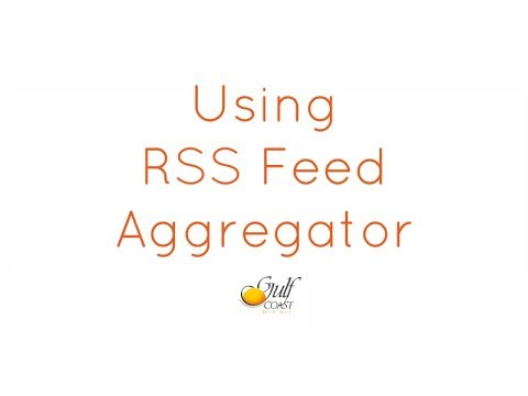 RSS Feed Aggregator