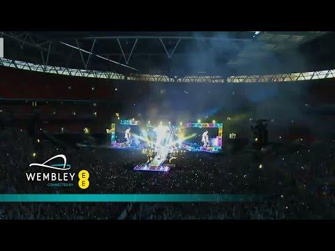 One Direction Wembley timelapse | FATV News