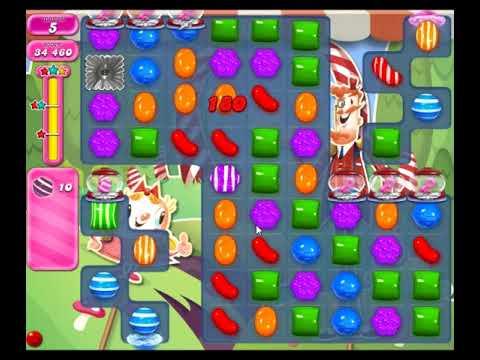 Candy Crush Saga Level 2814 - NO BOOSTERS