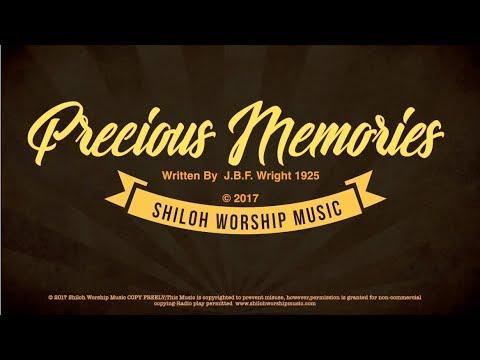 Precious Memories Classic Hymn Bluegrass Gospel Version With Lyrics