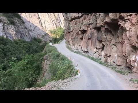 Caucasian Mountains: Azerbaijan