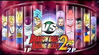 Dragon Ball Z Raging Blast 2 - Random Characters 4 (We Are Back!)