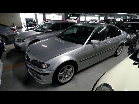 2001 Bmw E46 320i Motorsport At Japanese Jdm Car Auction