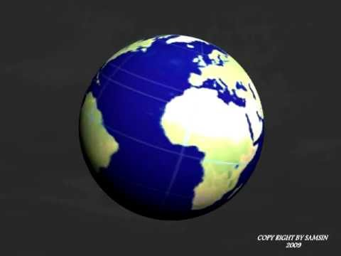 rotasi bumi.avi - YouTube
