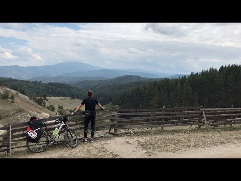 Bulgaria by Bike | Trip from Velingrad to Bansko