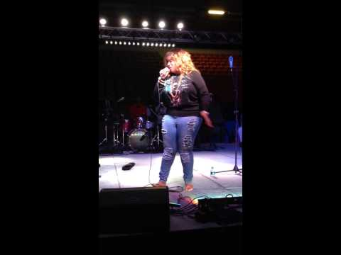 Kierra Sheard (Flaws & Indescribable)